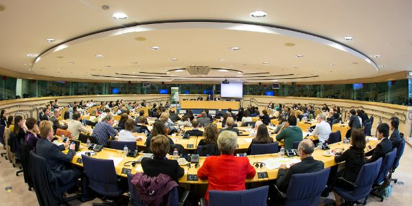 Outstanding European Health Research Award Presented to TOB-G in European Parliament