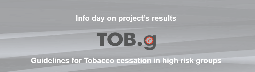 Final Event On TOB.g Project's Results
